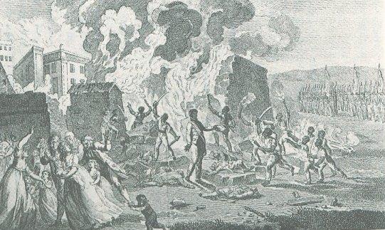 on aug the an revolution began art military  14 1791 the an revolution began art military from 1500 1800